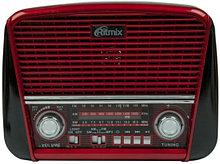 RITMIX RPR-050R Радиоприемник портативный red