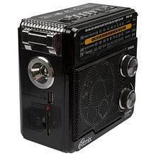 RITMIX RPR-202 Радиоприемник портативный red