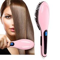 Расческа выпрямитель Fast Hair Straightener  HQT-906, фото 1