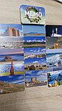 Настольная карточная игра  Мемо Казахстан на 3х языках, фото 2