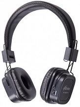 RITMIX RH-480BTH Гарнитура Bluetooth+ кабельное подключение + встроенный FM-приемник, MP3, черный