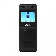 RITMIX RR-910 Диктофон 8GB черный