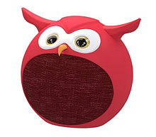 RITMIX ST-110BT Owl Портативные колонки красный