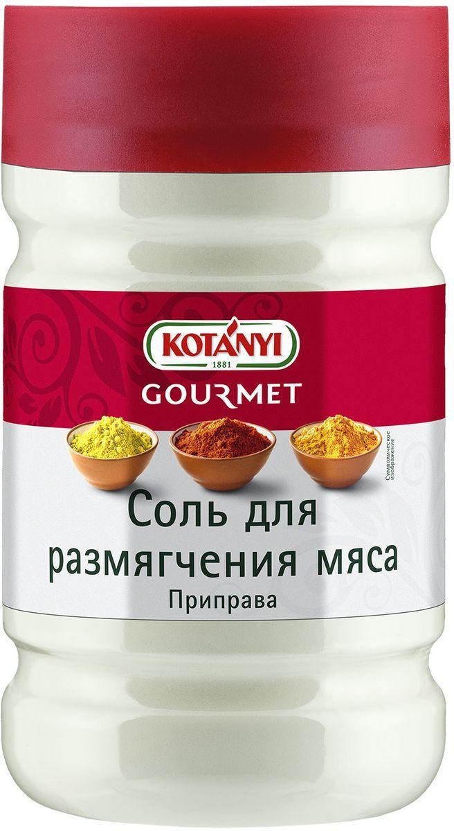 Приправа Соль для размягчения мяса, KOTANYI, 1200 мл