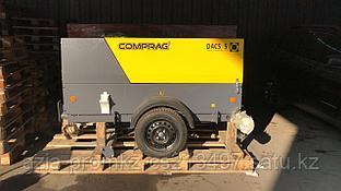 Передвижной дизельный компрессор винтовой Comprag DACS 5