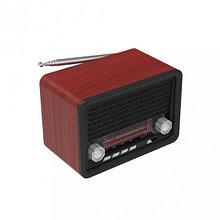 RITMIX RPR-030 Радиоприемник портативный BLACK