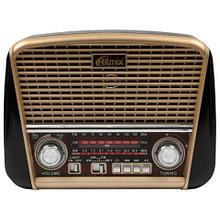 RITMIX RPR-050 Радиоприемник портативный gold