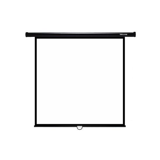 Экран механический, Deluxe DLS-M213x, Настенный/потолочный