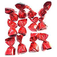 Шоколадные конфеты Вишня в ликере (красные) 1кг (Бельгия)