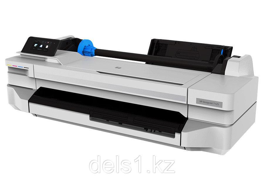 Плоттер HP DesignJet T125 24-in