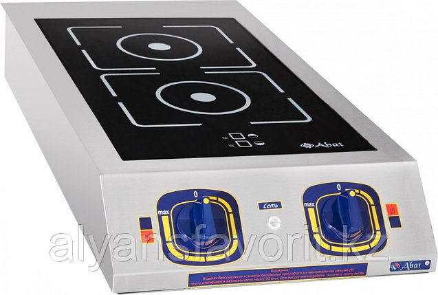 Индукционная плита ABAT КИП‑2H, фото 2