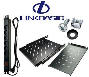Комплектующие для серверных шкафов LinkBasic