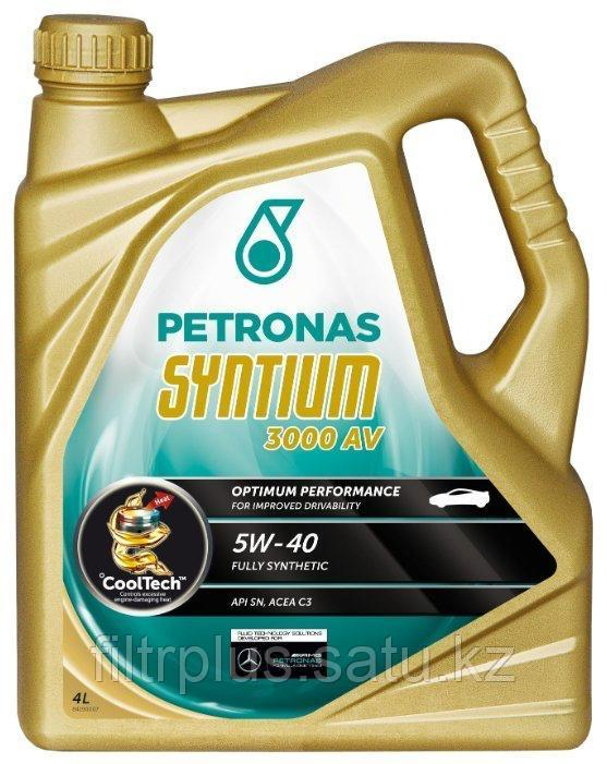 PETRONAS SYNTIUM 3000 AV 5W-40 4л
