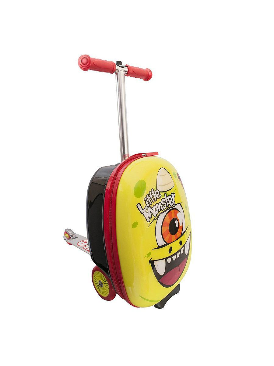 Самокат-чемодан Monster Zinc-Flyte
