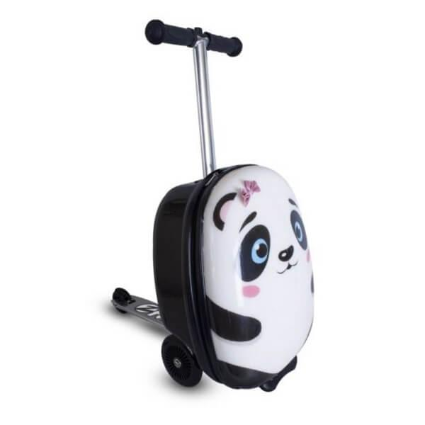 Самокат-чемодан Panda Zinc-Flyte