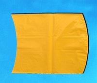 Пакет для созревания и хранения сыра 37,5х45см желтый
