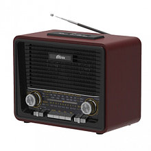 RITMIX RPR-088 Радиоприемник портативный BLACK