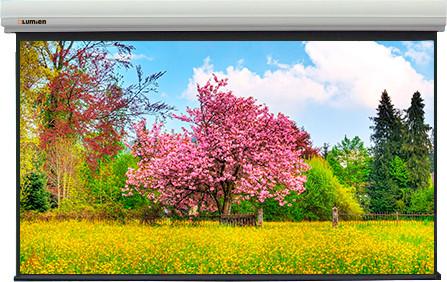 Экран моторизированный (с пультом Д/У) Lumien LMLC-100108