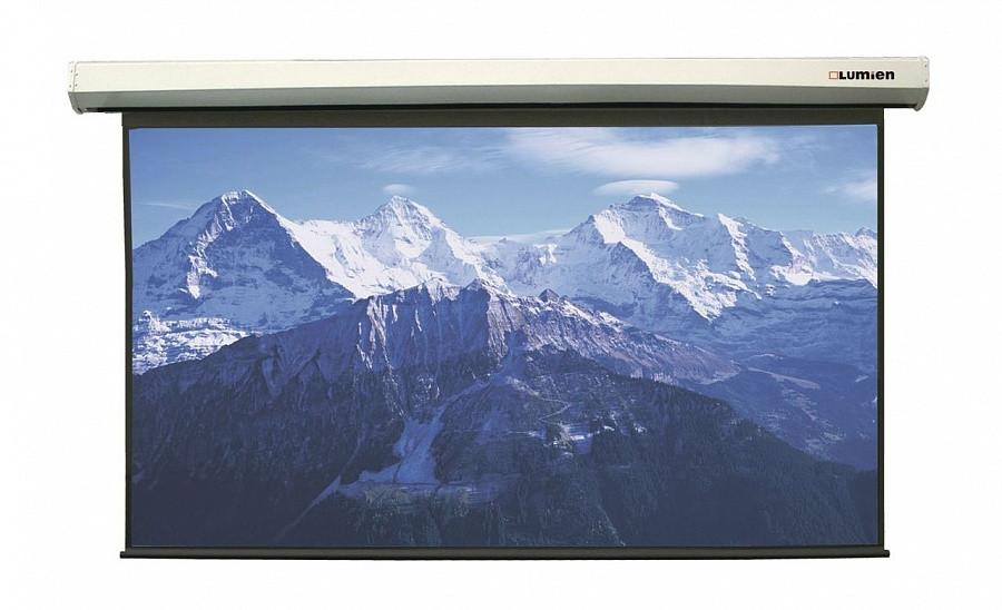 Экран моторизированный (с пультом Д/У) Lumien LMLC-100105