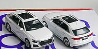 Audi, металлическая машинка, модель автомобиля Ауди