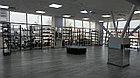Стенд для обуви с 5 полками, с декор стенкой, фото 3