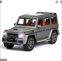 Коллекционные модели автомобилей Мерседес гелендваген большой белый