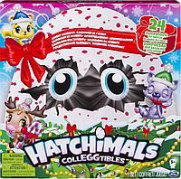 Новогодний календарь желаний Hatchimals