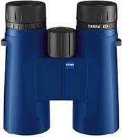 Бинокль ZEISS TERRA, 10х42, синий