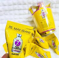 Увлажняющая ампула с коллагеном May Island 7 Days Highly Concentrated Collagen Ampoule 1 шт./ 3g.