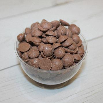 Шоколад молочный 30/32 0.5 кг.