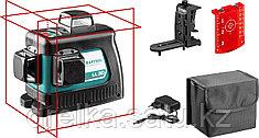 KRAFTOOL LL-3D #2 нивелир лазерный, 3х360° , 20м/70м , IP54, точн. +/-0,2 мм/м, держатель, в коробке