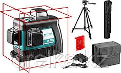 KRAFTOOL LL-3D #3 нивелир лазерный, 3х360° , 20м/70м, IP54, точн. +/-0,2 мм/м, штатив, в коробке