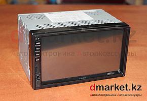 Автомагнитола Bos-Mini 7015P5, 2DIN, USB, AUX, MP3, Bluetooth, камера в подарок