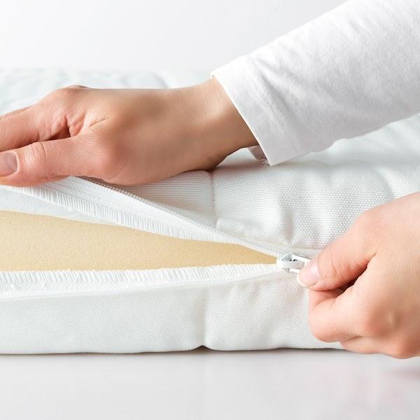 Кушетка каркас с 3 ящ. ХЕМНЭС Мосхульт жесткий, 80x200 см ИКЕА, IKEA - фото 9