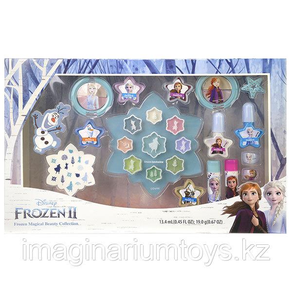 Детская косметика  подарочный набор Frozen 2 с аксессуарами