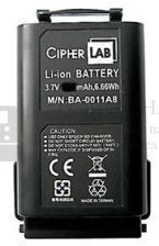 Аккумуляторная батарея 2200 мАч для CipherLAB 8600 (с защитной крышкой) арт. B8600ACC00002