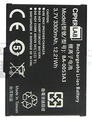 CipherLAB Аккумуляторная батарея дополнительная для 9200/CP50, арт. KB1B373300003