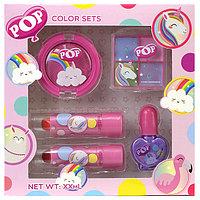 Набор детской косметики для девочек POP