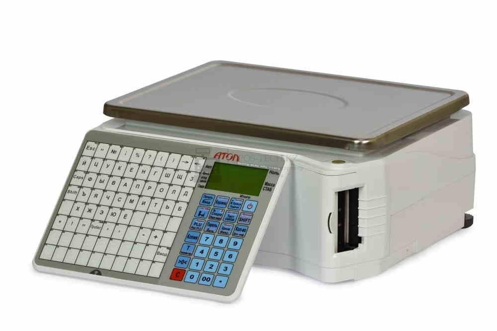 Весы с печатью этикеток АТОЛ LS5X (без стойки) арт. 38409