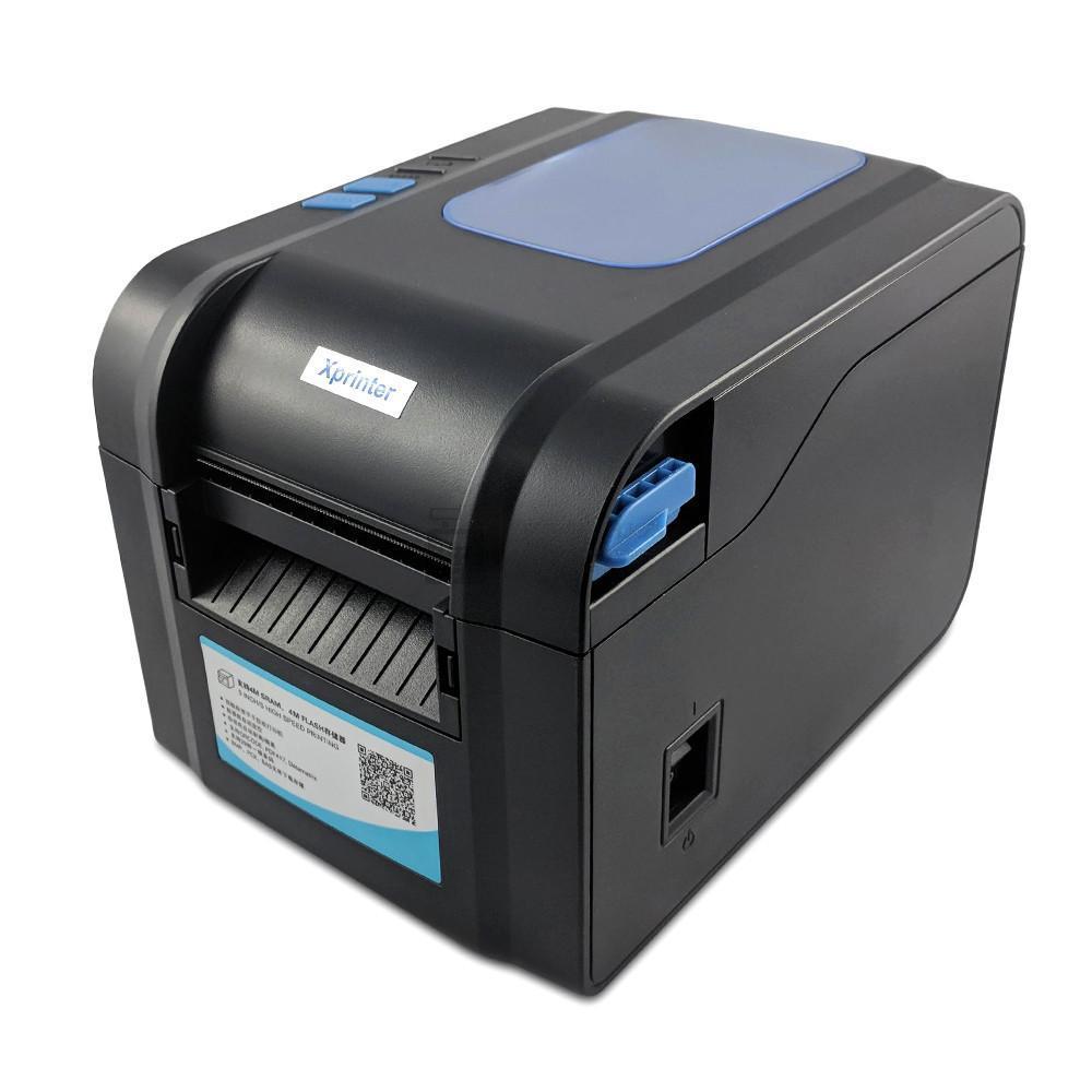 Принтер этикеток, термо POSWORLD XP370B