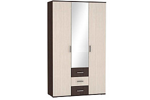 Шкаф для одежды 3Д Белла, Дуб Атланта, БТС (Россия), фото 2