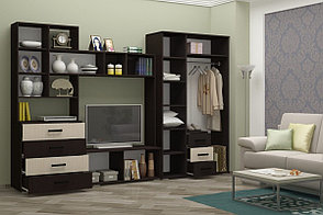 Шкаф для одежды 3Д Белла, Дуб Атланта, БТС (Россия), фото 3