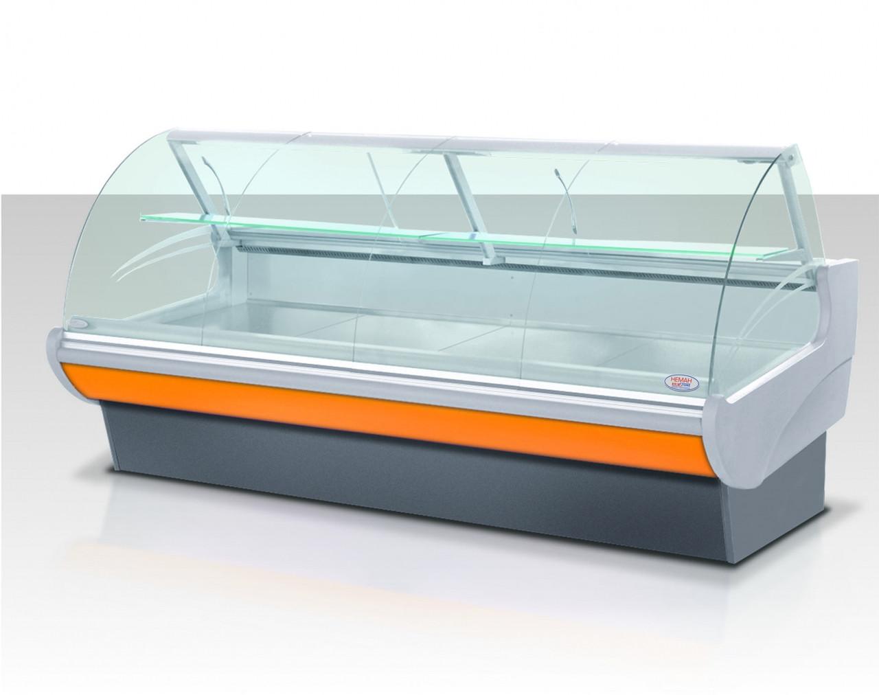 Витрина холодильная Гольфстрим, Неман 150 ВС