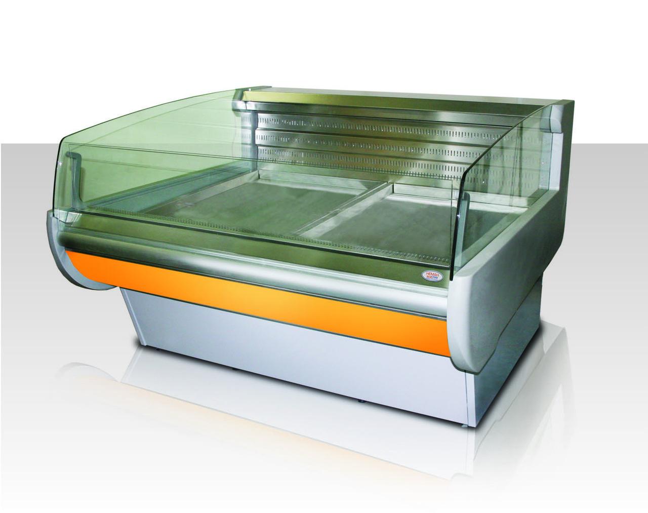 Витрина холодильная Гольфстрим, Неман 2 250 ВС fish
