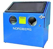 Камера пескоструйная настольная, боковая загрузка 110 л NORDBERG