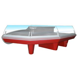 Витрина холодильная НЕМИГА EXTRA 250 ВСн низ.стекло
