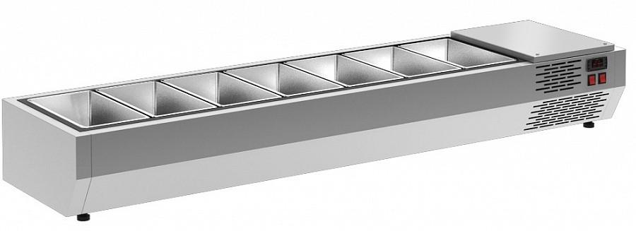 Витрина холодильная Полюс A30 SM 1,3 0430