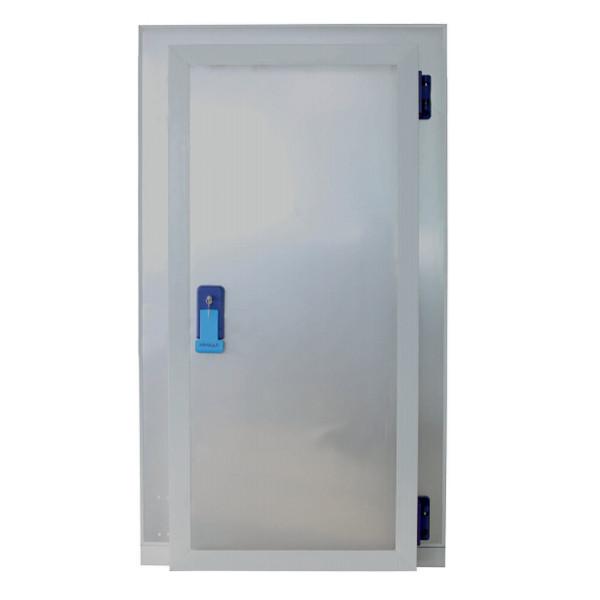 Дверной блок с распашной дверью для холодильной камеры 1200х2300