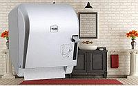 Диспенсер рулонных бумажных полотенец K8В (медицинский локтевой) хром.Vialli