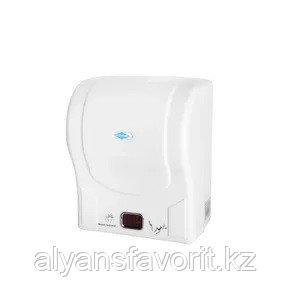 Диспенсер автоматический для рулонных полотенец Wespa Optimum (цвет белый), фото 2